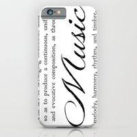 iPhone & iPod Case featuring Music by Jo Bekah Photography & Design