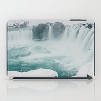 Goðafoss | Edge Of The … iPad Case