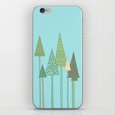 Spring Trees iPhone & iPod Skin