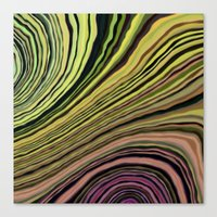 Mineralicious~Colors Of … Canvas Print