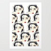 Multiple Art Print