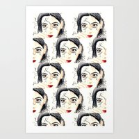Multiple Art Print