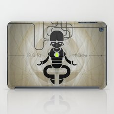 Deus ex machina iPad Case
