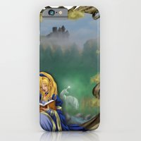iPhone & iPod Case featuring Deamscape by Margaret Stingley