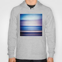 Stripes Of Blue And Purp… Hoody