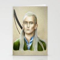 Legolas Stationery Cards