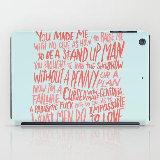 MENOMENA iPad Case