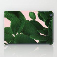 Cactus On Pink  iPad Case