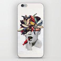 Ωmega-3 iPhone & iPod Skin