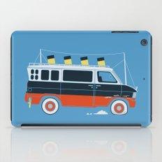 The Titanic Van Sinks iPad Case