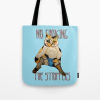 Cats Are Classy Tote Bag