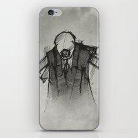 Wraith III. iPhone & iPod Skin