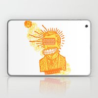 Happy Humbuckerhead Laptop & iPad Skin