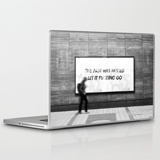 THIS TOO SHALL PASS Laptop & iPad Skin