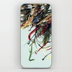 Ribbon Wishes iPhone & iPod Skin