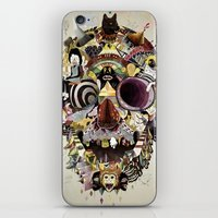 Pick Me Up iPhone & iPod Skin