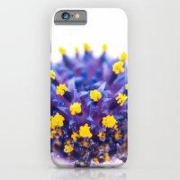 iPhone & iPod Case featuring fleur by Kristen Mintz