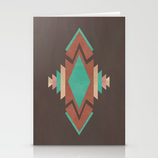 The Navajo Stationery Card