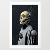 RATIONALE Art Print