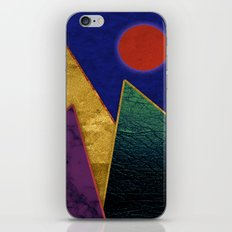 Abstract #425 iPhone & iPod Skin