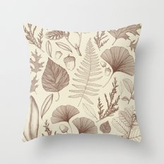 Study of Growth Throw Pillow