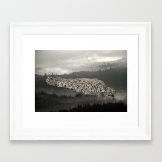 OoI 03 Framed Art Print
