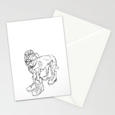 Ode to Doggie Boots Stationery Cards