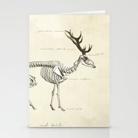 Death of the Red Tail Stationery Cards