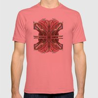 Candy Time! Mens Fitted Tee Pomegranate SMALL