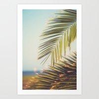 Island Time Art Print