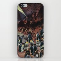 PENGUINS WITH POWERS iPhone & iPod Skin