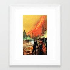 UNTITLED () Framed Art Print