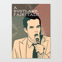 Dustland Fairytale Canvas Print