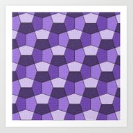 Geometrix VII Art Print