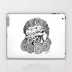 Katrina (white version) Laptop & iPad Skin