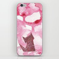 Origami Cat 2 iPhone & iPod Skin