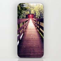 Let's Take The Long Road iPhone & iPod Skin
