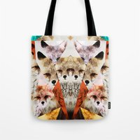 WHAT THE FOX SAY Tote Bag