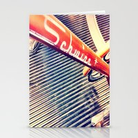 Vintage Ride Stationery Cards