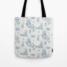 Toile de StarWars Tote Bag
