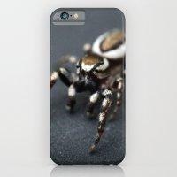 Jumping Spider iPhone 6 Slim Case