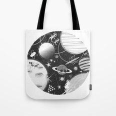 SPACE & SPORT Tote Bag
