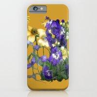 Wildflowers / Nature, Fl… iPhone 6 Slim Case