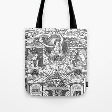 Legend of Zelda - The Three Goddesses of Hyrule Geek Line Artly Tote Bag