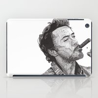 Robert iPad Case