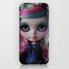 Sweet Death Shinigami (Ooak BLYTHE Doll) iPhone 6 Slim Case