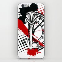 Timekeeper iPhone & iPod Skin
