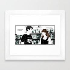 Nobody Loves RingoStarr Framed Art Print