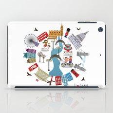 I {❤} London iPad Case