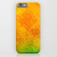 Orange Orchard iPhone 6 Slim Case